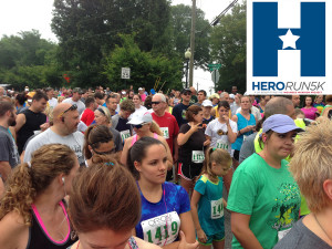 hero run with logo